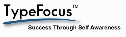 Logo for Type Focus - Success through Self Awareness